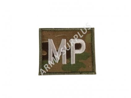 Nášivka MP Velká Británie MTP
