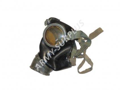 Plynová maska GM38 Auer Německo