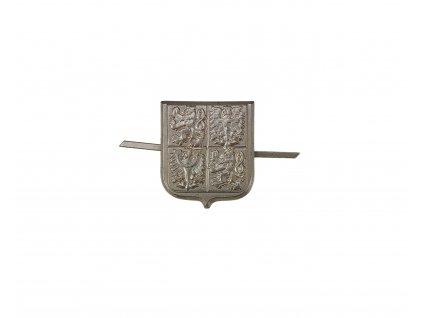 Odznak AČR na čepici zlatý