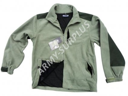 Mikina Polar Texar fleece ECWCS oliv