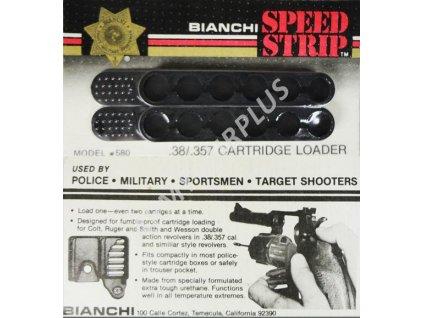 Bianchi speed strip rychlonabíjení revolverů