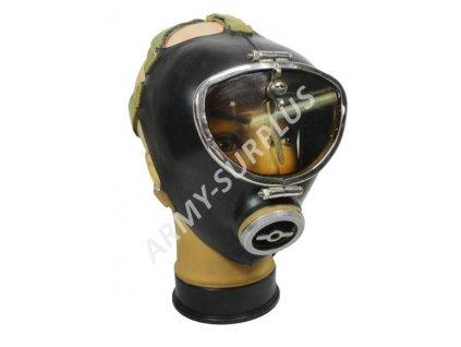 Plynová maska Faser GSP se stěračem Polsko