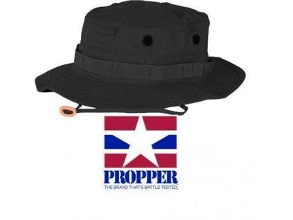 Klobouk jungle Propper černý