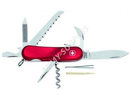 Nůž multifunkční Wenger Evolution S 13 AF.1.013.059.300