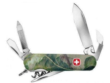 Nůž multifunkční Wenger Hardwoods 10 AF.1.010.009.803