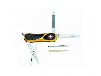 Nůž multifunkční Wenger EvoGrip 81 patagonian AF.1.081.011.822.W