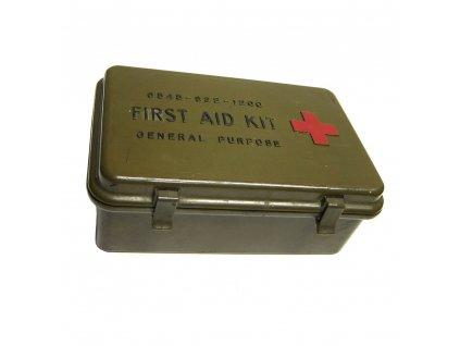 Lékárnička US First Aid Kit Paramedic originál