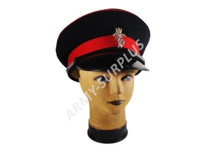 Brigadýrka britská Velká Británie originál černo červená