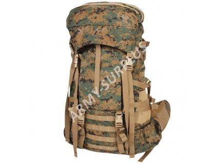 Batoh USMC molle Marpat APB03 ILBE 2.generace nekompletní nový originál