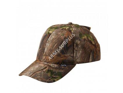 Čepice šiltovka lovecká Hunter advantage timber Pentagon camo-oranž