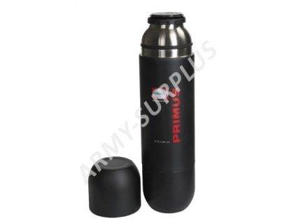 Termoska (láhev) Primus Duo Vacuum Bottle 0,75L se 2 hrnky
