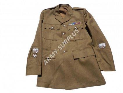 Komplet uniforma Anglie (Velká Británie) khaki originál