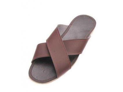 Vojenské nazouvací pantofle (bačkory,papuče) AČR ČSLA