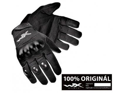 Taktické rukavice Wiley X Durtac SmartTouch  černé originál