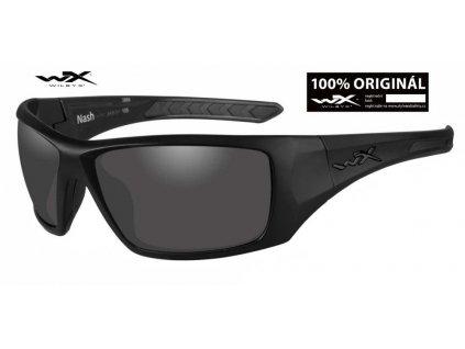 Brýle Wiley X Nash Polarized Black OPS