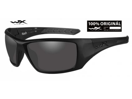 Brýle Wiley X Nash Polarized Black OPS