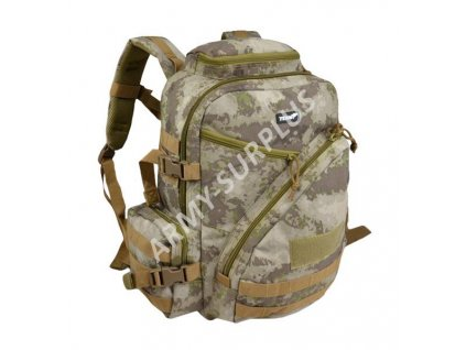 Batoh Urban Texar mud-camo 33l