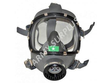 Plynová maska Kemira M71 Finsko nová