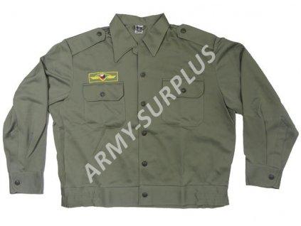 Košile (bundokošile) ČSLA khaki