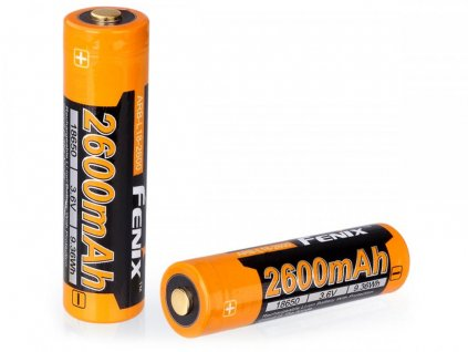 Akumulátor (nabíjecí baterie) Fenix ARB-L18- 2600mAh 3,6 V (Li-Ion)