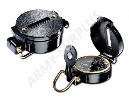 Kompas Scout bezkapalinový černý