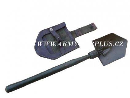 Lopatka US rovná použitá M43 originál
