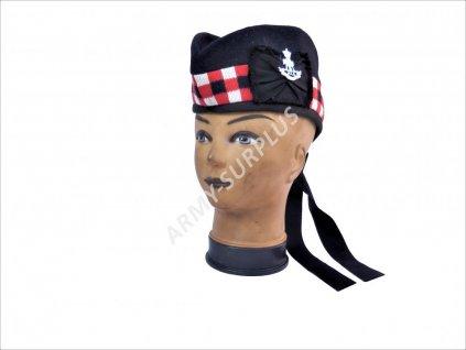 cepice-lodicka-glengarry-anglie-skotsko-scottish-regiment