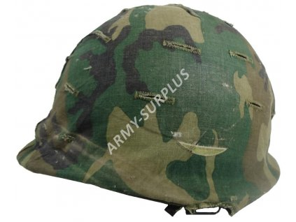 Helma (přilba) US ARMY M1 originál