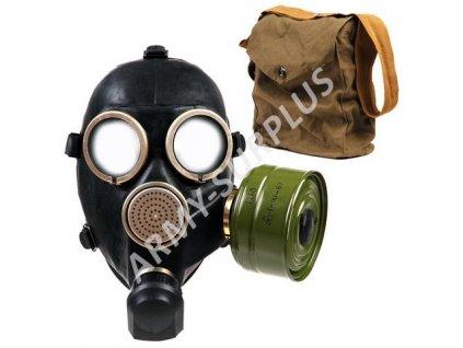 Plynová maska Rusko GP 7