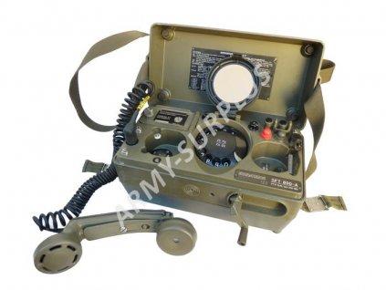 Polní telefon NATO SIEMENS SFT 800-A