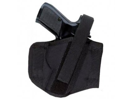 Opaskové pouzdro Dasta oboustranné 202-1 černé CZ 50/70, Walther PPK