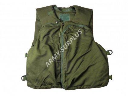Neprůstřelná balistická vesta britská DPM Velká Británie AFV kevlar