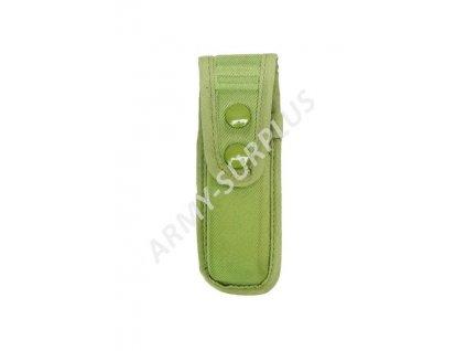 Pouzdro (sumka) 3D na nůž P02 912 zelené