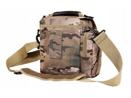 Taktická taška přes rameno INDY oliv