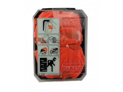 Drager R52845 PARAT C TWIN PACK bezpečnostní záchranná plynová maska Set
