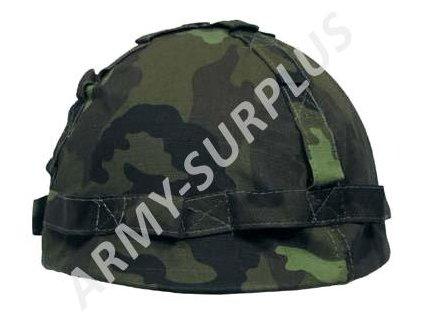 Potah (povlak,obal,převlek) na helmu vz.95