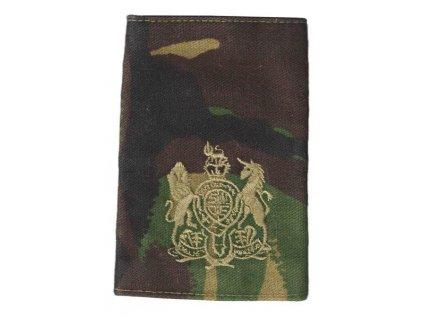Hodnost výložka Velká Británie DPM Warrant officer class 1