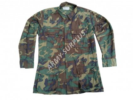 Blůza US RDF HOT WEATHER Woodland BDU original