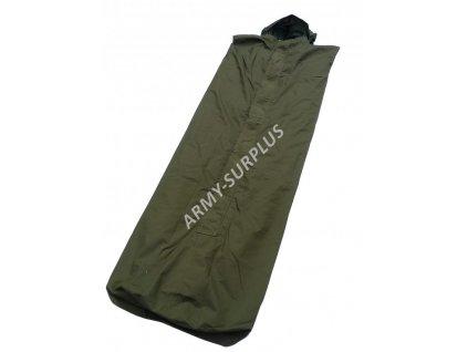 Povlak na spací pytel CQC Bivvi Bag Velká Británie (spacák, žďárák, bivak, bivy cover) oliv originál