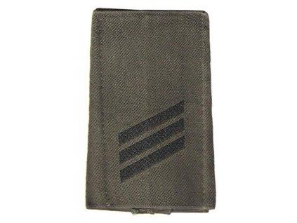 Hodnost nárameník BW Bundeswehr Německo Hauptgefreiter