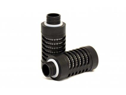 Water-to-Go sada dvou filtrů 3v1 pro filtrační láhev 75cl černá