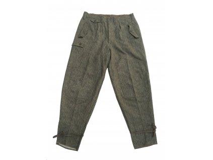 Kalhoty vz.60 ČSLA maskovací jehličí (jehličky,AČR) pánské originál