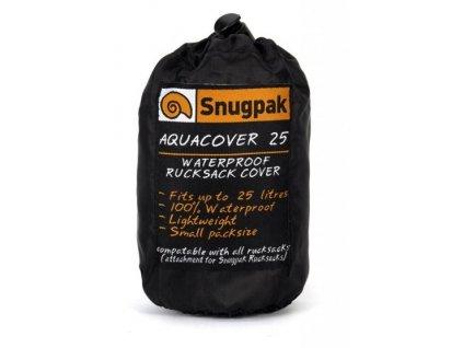 Snugpak Aquacover 25 potah (povlak,obal,převlek) na batoh reflexní žlutá