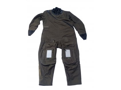 Pilotský suchý oblek RAF MK10 pro přežití (záchranná nepromokavá kombinéza) Beaufort Velká Británie