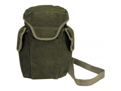 Pouzdro na plynovou masku Francie M-63 (sumka,taška,brašna) oliv originál