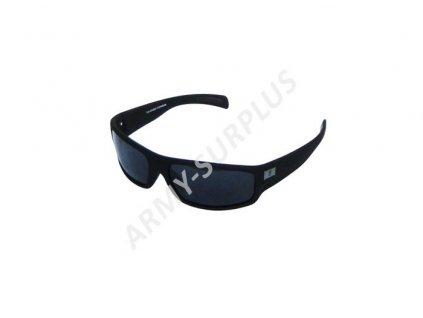 Brýle operátor sluneční černé skla