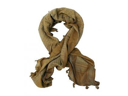 Šátek palestina coyote (shemagh, arafat) Petreq