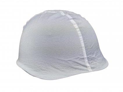 Potah 95 AČR sněžný (povlak,obal,převlek) na helmu  - bílý