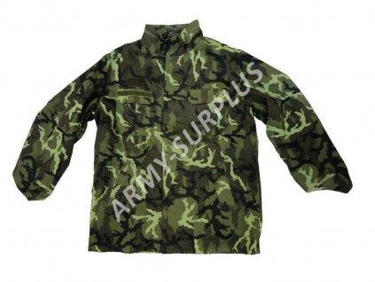 Kongo (bunda,kabát) AČR vz.85 (vz.95, vz.93) z roku 1993 zánovní