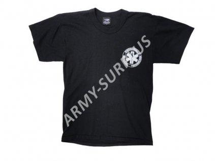 9238fa3fa38 Tričko (triko) potisk hvězda USA oliv - ARMY-SURPLUS